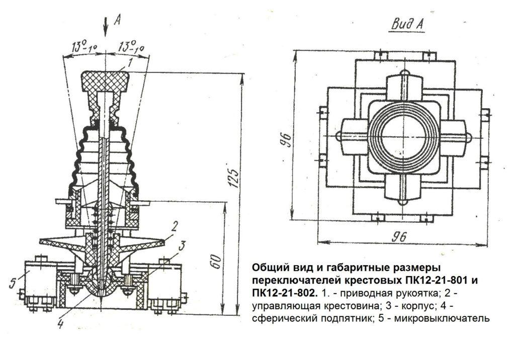 ПК 12-21-801, ПК 12-21-802